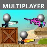 Stickman Multiplayer Shooter 1.094 (Mod)
