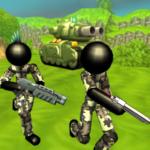 Stickman Tank Battle Simulator 1.10 (Mod)