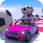 Superhero Car Racing: Impossible ramp stunts 1.0.1 (Mod)