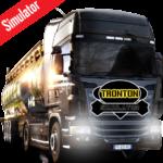 TRONTON – Heavy Truck Simulator Tycoon 1.2 (Mod)