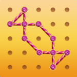 Toffee : Line Puzzle Game. Free Rope Shapes Game  1.12.3 (Mod)