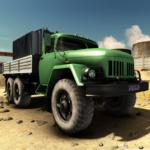 Truck Driver crazy road  2.2.3 (Mod)