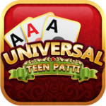 Universal Teen Patti – Indian Poker Game  1.16 (Mod)