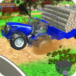 Village Tractor Games:Chained Tractor Offroad Game 1.00.0000 (Mod)