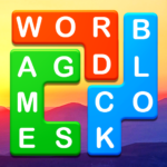 Word Blocks Puzzle – Free Offline Word Games 2.2 (Mod)