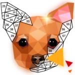 inPoly – Poly Art Puzzle  1.0.21 (Mod)
