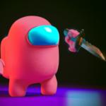 3D Impostor Among Us – horror game  1.2 (Mod)