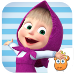 A Day with Masha and the Bear 19.2 (Mod)