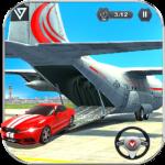 Airplane Pilot Car Transporter Airplane Simulator  3.2.9 (Mod)
