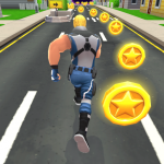 Battle Run Runner Game  1.2.1 (Mod)
