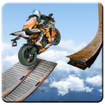 Bike Impossible Tracks Race: 3D Motorcycle Stunts  3.0.7 (Mod)