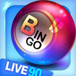 Bingo 90 Live: Vegas Slots & Free Bingo  16.92 (Mod)
