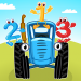 Blue Tractor Games for Toddlers 2 Years Old! Pre K 1.1.4 (Mod)