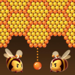 Bubble Bee Pop – Colorful Bubble Shooter Games 1.3.6 (Mod)