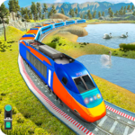 Bullet Train Space Driving 2020 1.5 (Mod)