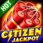 Citizen Jackpot Casino – Free Slot Machines  1.01.08 (Mod)