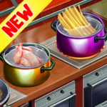 Cooking Team Chef's Roger Restaurant Games  6.6 (Mod)