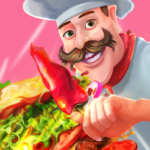 Cooking Warrior Cooking Food Chef Fever  2.6 (Mod)