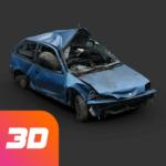 CrashX car crash simulator, sandbox, derby, SUV  7.6 (Mod)