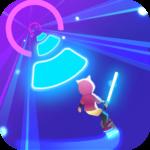 Cyber Surfer Free Music Game – the Rhythm Knight  1.0.71 (Mod)