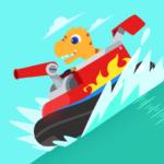 Dinosaur Patrol Boat – Coast Guard Games for kids 1.0.8 (Mod)