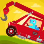 Dinosaur Rescue – Truck Games for kids & Toddlers 1.1.0 (Mod)