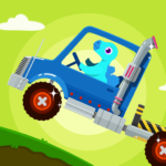 Dinosaur Truck – Simulator Games for kids 1.2.3 (Mod)