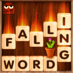 Falling! Word Games – Brain Training Games  1.25 (Mod)