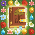 Flower Book: Match-3 Puzzle Game 1.149 (Mod)