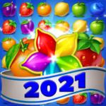 Fruits Farm: Sweet Match 3 games  1.1.8 (Mod)