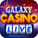 Galaxy Casino Live – Slots, Bingo & Card Game  31.90 (Mod)