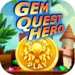 Gem Quest Hero Jewels Game Quest  1.1.2 (Mod)