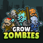 Grow Zombie inc – Merge Zombies 36.3.3 (Mod)