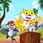 Honey Bunny Ka Jholmaal Games : Rise Up Jump & Run 1.0.3 (Mod)