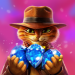 Indy Cat – Match 3 Puzzle Adventure 1.85 (Mod)