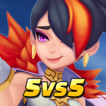 Masters Battle League 5v5 : Legend MOBA PvPTrainer 1.6 (Mod)