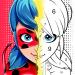 Miraculous Ladybug & Cat Noir. Color by number  1.1.2 (Mod)