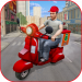Moto Bike Pizza Delivery Games 2021: Food Cooking 1.12 (Mod)