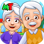 My Town : Grandparents Play home Fun Life Game 1.03 (Mod)