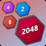 Number Merge 2048 – 2048 hexa puzzle Number Games 7.9.12 (Mod)