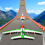 Plane Stunts 3D : Impossible Tracks Stunt Games 1.0.9 (Mod)