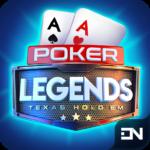 Poker Legends Free Texas Holdem Poker Tournaments  0.3.00 (Mod)
