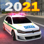 Police Car Game Simulation 2021 1.1 (Mod)