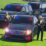President Police Protection Game 12 (Mod)