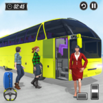 Public Transport Bus Coach: Taxi Simulator Games  1.9 (Mod)