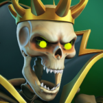 Random Clash Epic fantasy strategy mobile games  1.1.4 (Mod)
