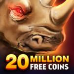 Rhino Fever: Free Slots & Hollywood Casino Games 1.50.7 (Mod)