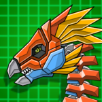 Robot Therizinosaurus Toy War  3.9 (Mod)