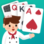 Solitaire : Cooking Tower  1.3.6 (Mod)