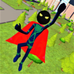 Stickman Superhero  1.5.4 (Mod)